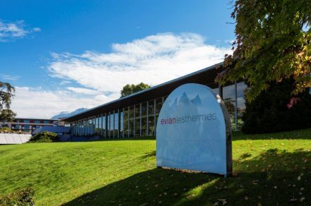 Spa thermal evian