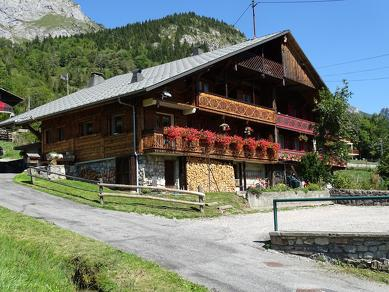 Chalet Champfleury